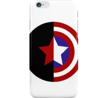 The winter captain iPhone Case/Skin