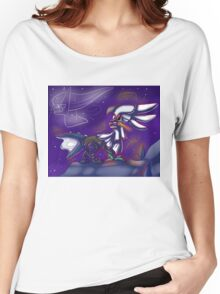 Only a Shadow, a fake Arceus.....  Women's Relaxed Fit T-Shirt