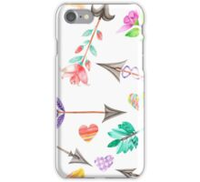Arrows & Hearts  iPhone Case/Skin
