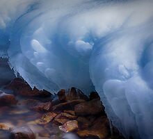 Ice Flow by Adam Northam