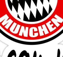 Bayern Munchen Fc - Mia San Mia Sticker