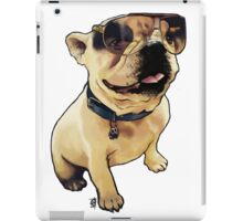 Alfie the French Bull Dog iPad Case/Skin