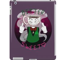 Bitter Sweet iPad Case/Skin