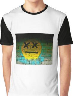 Dead but Happy Graphic T-Shirt