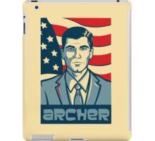 Archer for President - Archer iPad Case/Skin