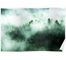 Bali Rain Poster