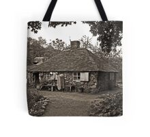 The Squatters Cottage Tote Bag