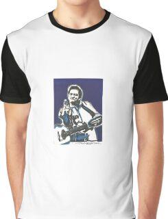 Johnny Cash Graphic T-Shirt