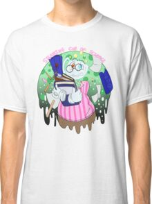 Steaming Cup of Science Classic T-Shirt