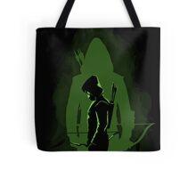 Green shadow Tote Bag