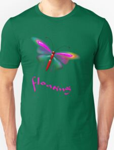 Floating Butterfly T-shirt, etc T-Shirt