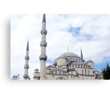 The Blue Mosque ~ Istanbul, Turkey Canvas Print