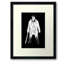 You Let Him Drown... Framed Print