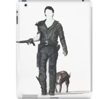 Mad Max & Dog iPad Case/Skin