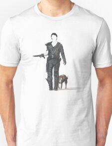 Mad Max & Dog Unisex T-Shirt