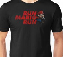 Super Mario - Run Mario Run - Dirty Unisex T-Shirt