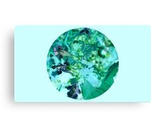 Foliage Can Carry The Day Canvas Print