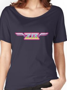 Zazz Blammymatazz Band Logo Women's Relaxed Fit T-Shirt