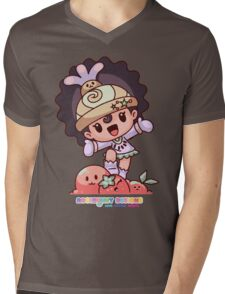 Rosebunny Designs Girls - NAOMI (INSPIRE) FIERCE GIRL Mens V-Neck T-Shirt