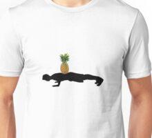 Pineapple plank Unisex T-Shirt