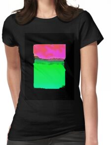 Non-philosophy Womens Fitted T-Shirt