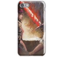 My Dear you Shall Have a Sword Worthy Gods and Men Alike iPhone Case/Skin