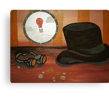 'Punked Out Canvas Print