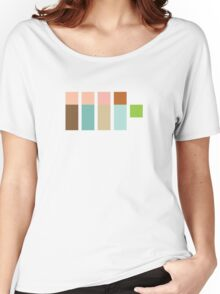 The Real Ghostpixels Women's Relaxed Fit T-Shirt
