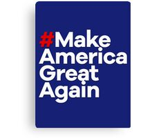 # Make America Great Again Canvas Print