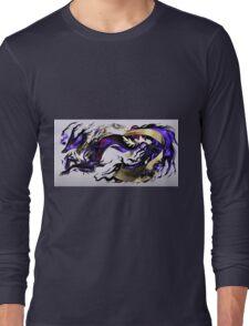Shadow Kitsune Long Sleeve T-Shirt