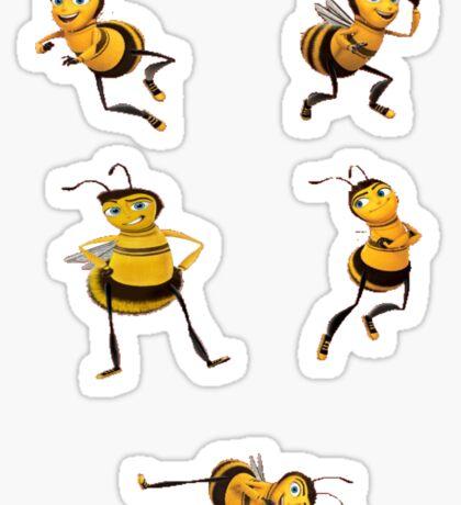 Barry B. Benson Sticker Lot Sticker