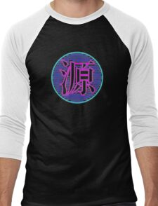 Blade Runner Minamoto Men's Baseball ¾ T-Shirt