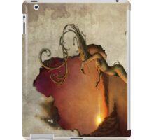 Jericho Rose. iPad Case/Skin