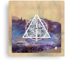 The Spirit of the Wizarding World Canvas Print