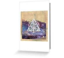The Spirit of the Wizarding World Greeting Card