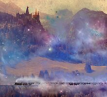 The Wizarding World by Tanguy Leysen