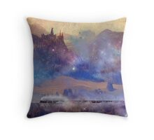 The Wizarding World Throw Pillow