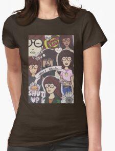 daaaaria Womens Fitted T-Shirt