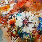 'summer haze' by Rebecca Yoxall