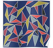 Triangle Mish-Mash Poster