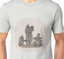 NCR and Rex Unisex T-Shirt