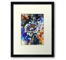'radiating love' Framed Print
