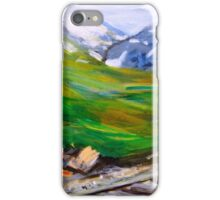 New Nordic #3 : Myrdal Station  iPhone Case/Skin
