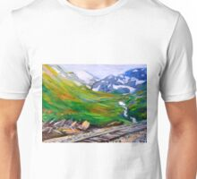 New Nordic #3 : Myrdal Station  Unisex T-Shirt