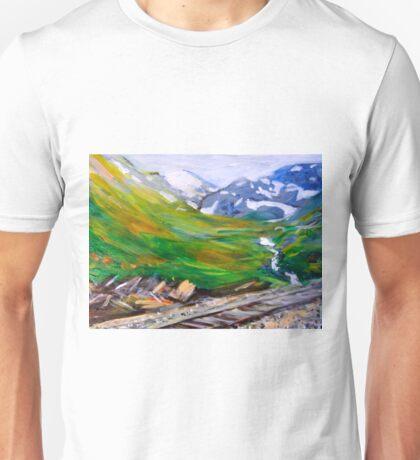 New Nordic #3 : Myrdal Station  Unisex T-Shirt