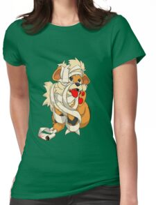 Bad Puppy Womens Fitted T-Shirt