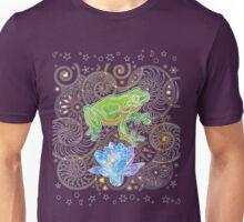 Zen Frog Unisex T-Shirt