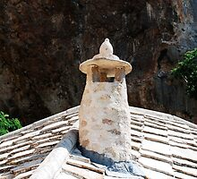 Chimney in Blagajska by jojobob