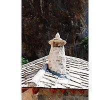 Chimney in Blagajska Photographic Print