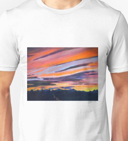Seattle Sunset  Unisex T-Shirt